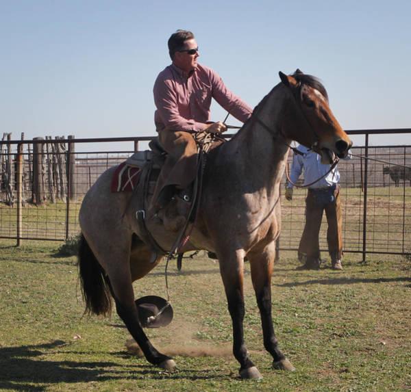 Photograph - Texas 40 by Diane Bohna