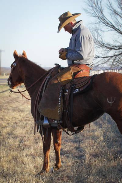 Photograph - Texas 45 by Diane Bohna