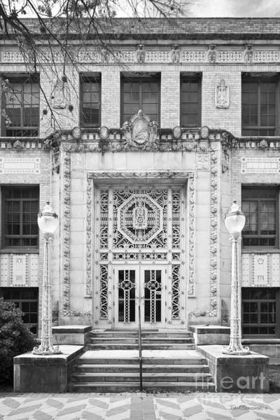 Photograph - Texas A And M Scoates Hall by University Icons