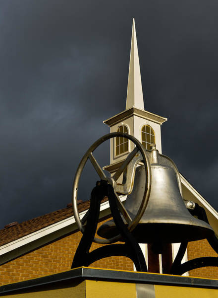 Photograph - Texas Church by John Johnson