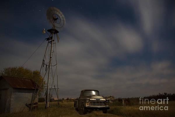 Deterioration Photograph - Texas Farm II by Keith Kapple