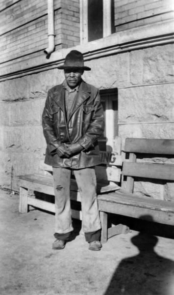 Wall Art - Photograph - Texas Former Slave, 1937 by Granger