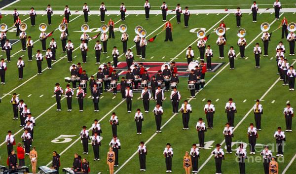 Photograph - Texas Tech Going Band by Mae Wertz