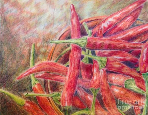 Texas Toothpicks Art Print
