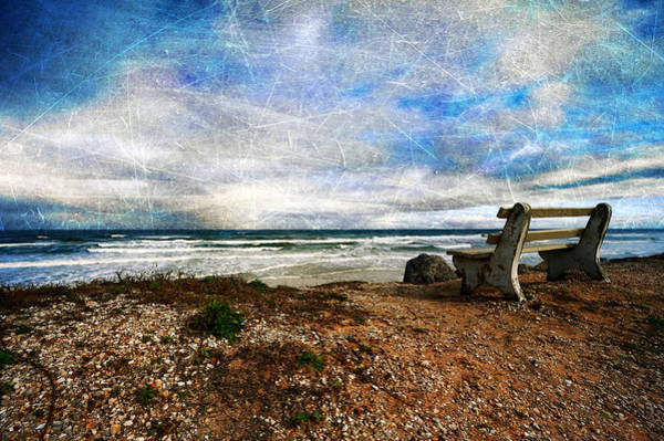 Wall Art - Photograph - Textured Sky by Andrew Armstrong  -  Mad Lab Images