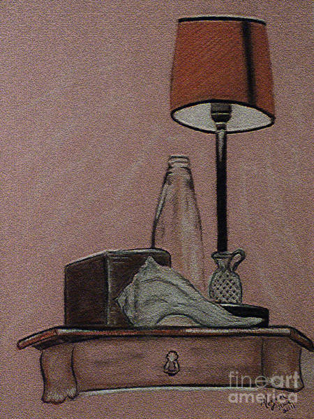 Drawing - Textured Still Life by Megan Dirsa-DuBois