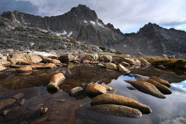 Kings Canyon Photograph - Tha Gardiner Basin by Feargus Cooney