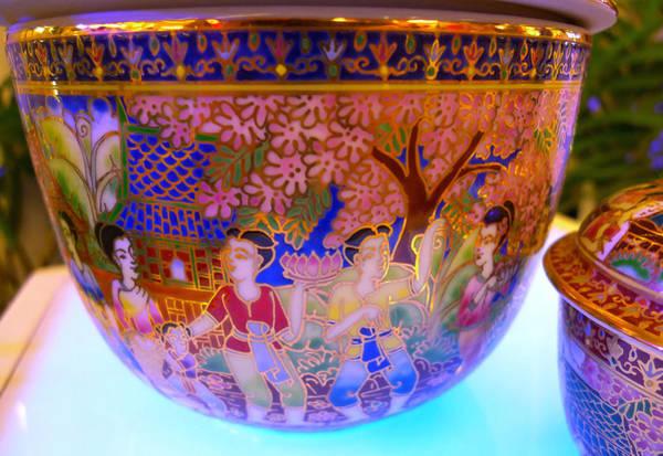 Photograph - Thai Design Ceramics by August Timmermans