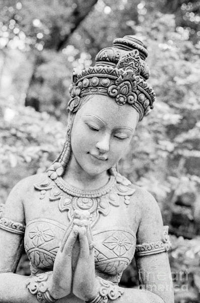 Buddhist Temple Wall Art - Photograph - Thai Temple Beauty by Dean Harte