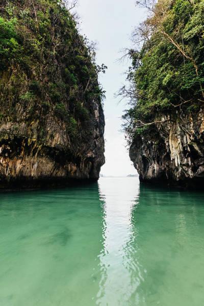 Photograph - Thailand Lagoon Tropical Island by Deimagine