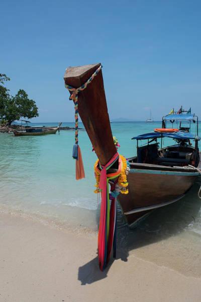 Oceanfront Photograph - Thailand, Phuket, Andaman Sea by Cindy Miller Hopkins