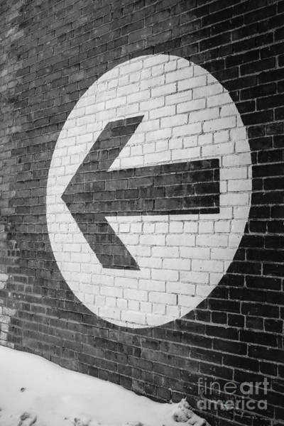 Photograph - That Way by Edward Fielding