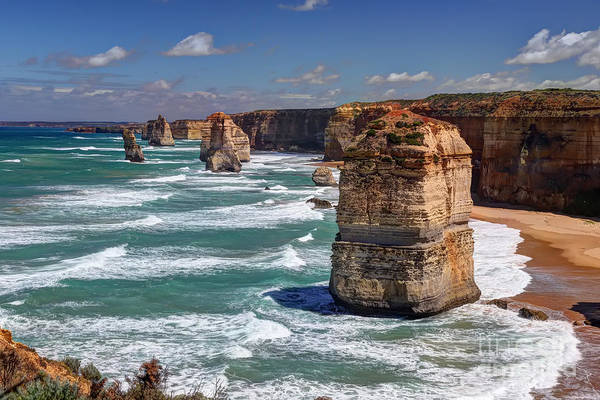Wall Art - Photograph - The 12 Apostles by Rick Mann