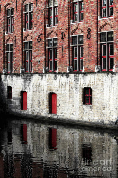 Wall Art - Photograph - The 608 In Bruges by John Rizzuto
