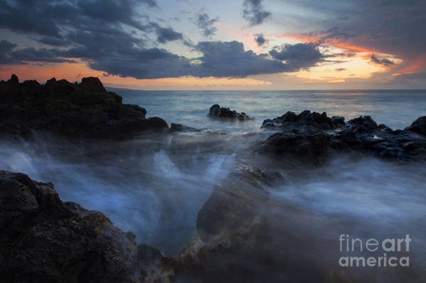 Lanai Photograph - The Abyss by Mike  Dawson