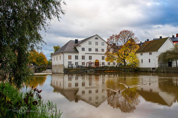 Fanny Photograph - The Academy Mill by Torbjorn Swenelius