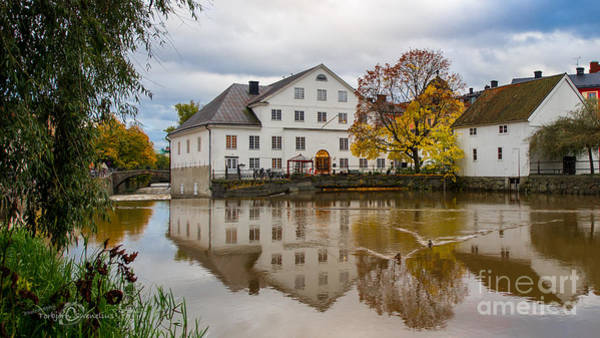 Photograph - The Academy Mill Ws by Torbjorn Swenelius