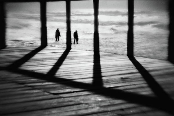Atlantic Photograph - The Add Dimension by Paulo Abrantes