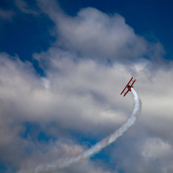 Photograph - The Airshow by David Patterson