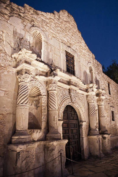 Photograph - The Alamo by Melany Sarafis