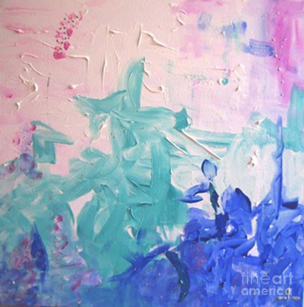 Painting - The Alchemist by Ilona Svetluska