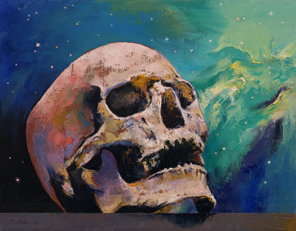 Nebulae Painting - The Alchemist by Michael Creese