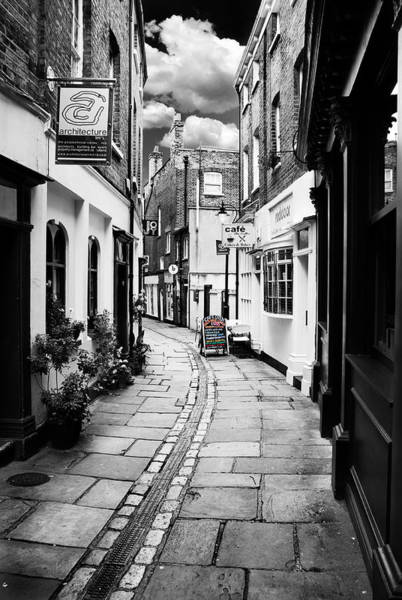 Wall Art - Photograph - The Alley by Mark Rogan