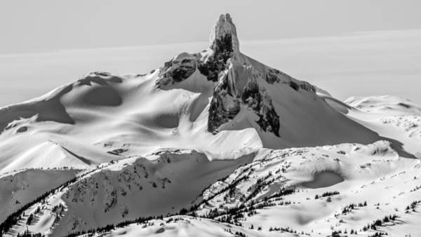 Photograph - The Almighty Black Tusk Mountain  by Pierre Leclerc Photography