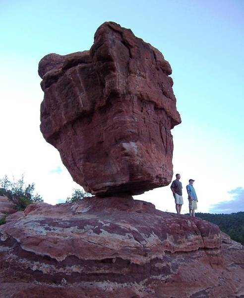 Sheila Byers - The Amazing Balanced Rock 2