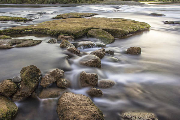Photograph - The American River by Lee Harland