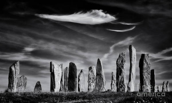 Pilgrimage Photograph - The Angel Of Callanish  by Tim Gainey