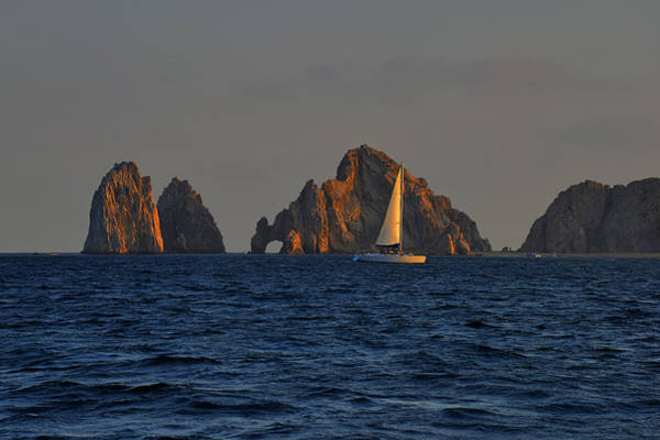 Photograph - The Arch El Arco Cabo San Lucas by Christine Till