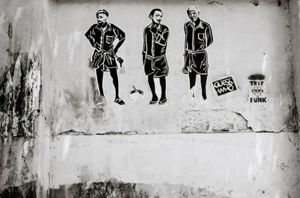 Photograph - The Trio  by Shaun Higson