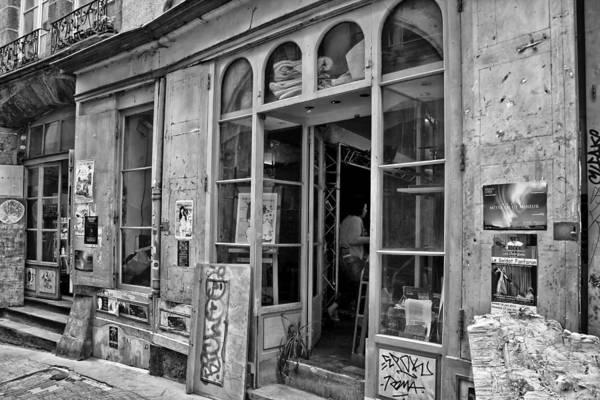 Photograph - The Artist's Studio by Georgia Fowler