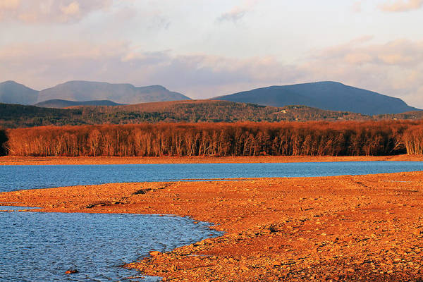 The Ashokan Reservoir Art Print