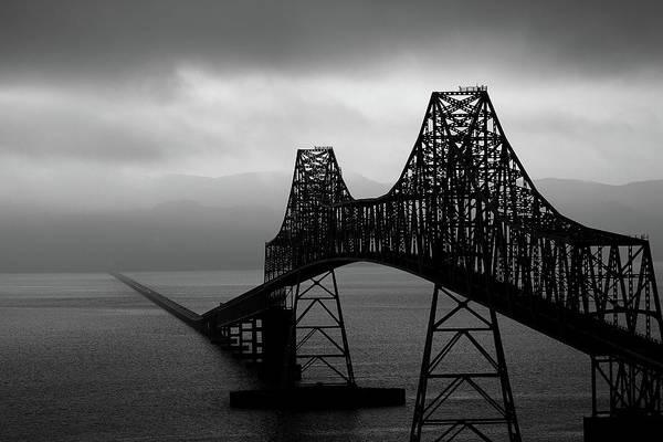 Astoria Bridge Photograph - The Astoria Bridge by David Patterson