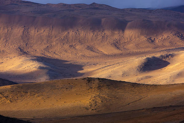 The Atacama Desert Art Print