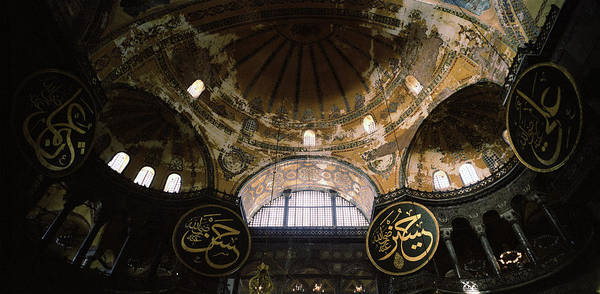 Photograph - The Aya Sofya by Shaun Higson