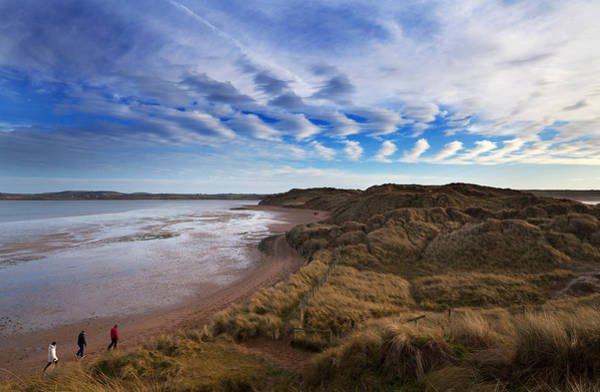 County Waterford Photograph - The Backstrand, Tramore, County by Panoramic Images
