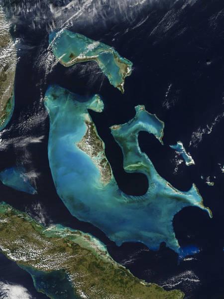 Photograph - The Bahamas by Adam Romanowicz