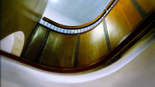 Photograph - The Balcony by Wayne Wood