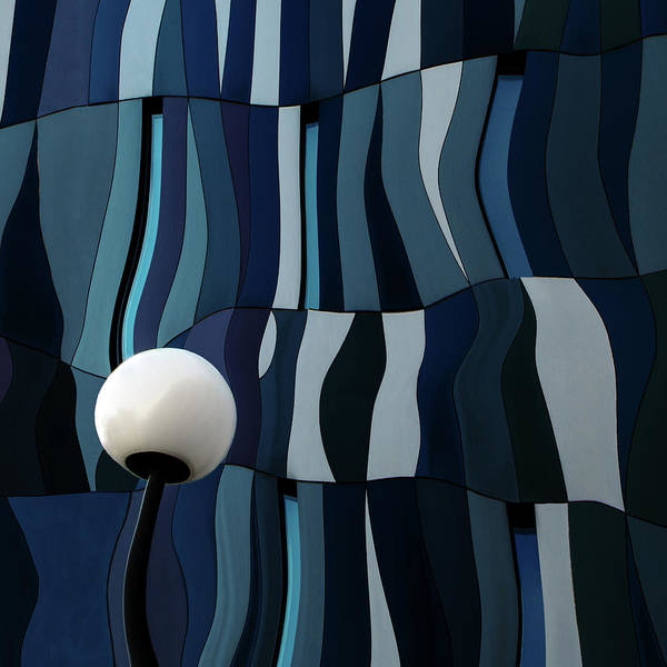 Wall Art - Photograph - The Ball Lamp by Gilbert Claes