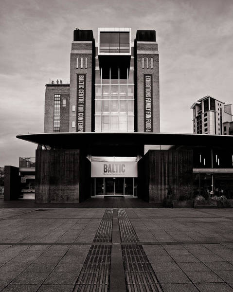Photograph - The Baltic - Gateshead by Stephen Taylor
