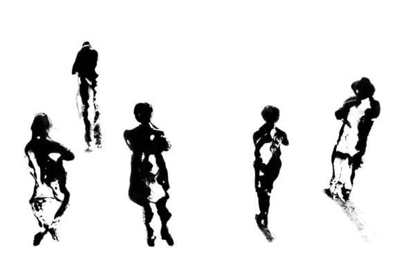 Klezmer Band Wall Art - Photograph - The Band by Ok More Photos
