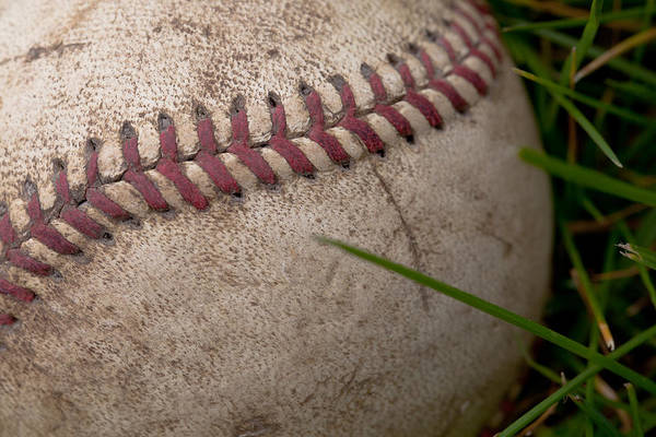 Photograph - The Baseball by David Patterson