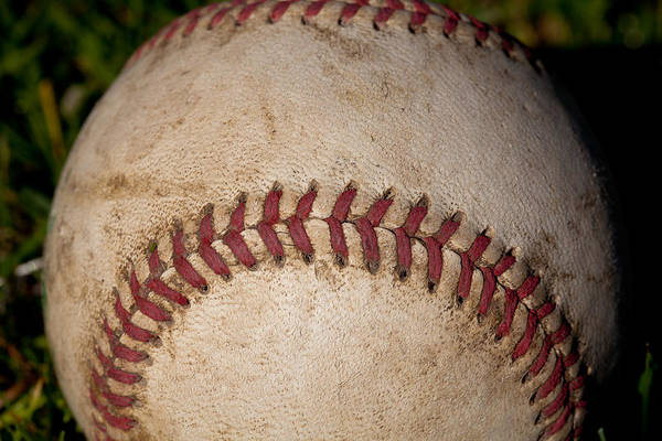 Photograph - The Baseball II by David Patterson