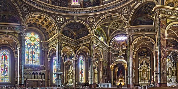 Photograph - The Basilica Of St. Josaphat by Daniel George