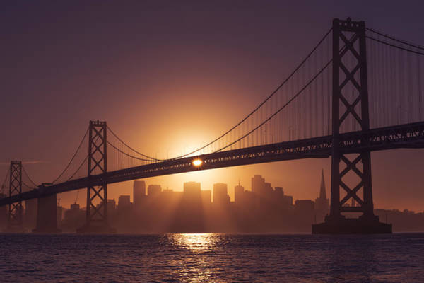 Photograph - The Bay by Dustin  LeFevre
