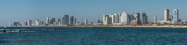 Jaffa Photograph - The Beach And The Town From Jaffa by Maremagnum