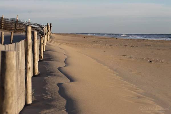 Photograph - The Beach In Fenwick Island by Robert Banach